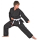 Dojo-Line black KARATE-GI